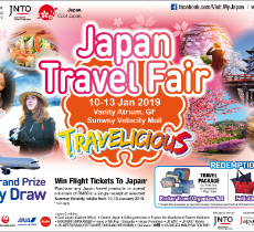 【Event】Japan Travel Fair - Mr. Takuya HIRAI Minister of State for Cool Japan Strategy will attend the talk show @ KL