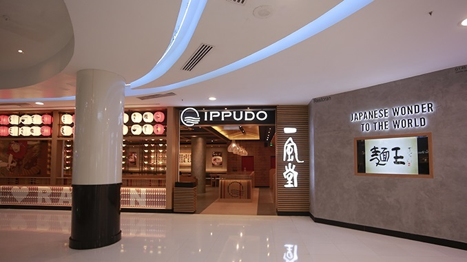 [Japanese Company Information] Ippudo - The Malaysia's 5th branch in Sunway Pyramid opened