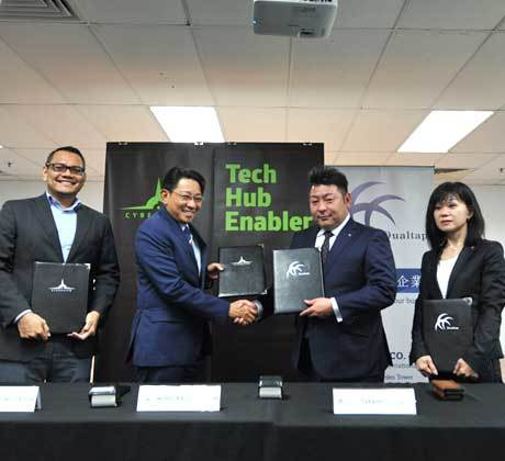Dualtap, Japanese-based real estate development company collaborate with Government-based company to welcome more Japanese development in Malaysia